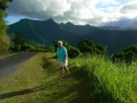 Upolu Island, Samoa, Anna Pollock,